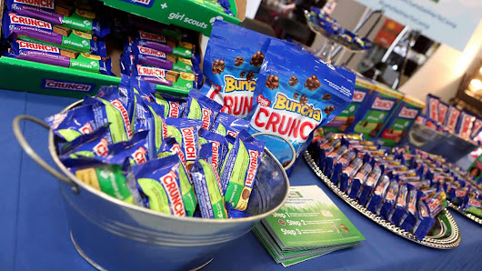 Californias lawmaker proposing candy tax to fight obesity