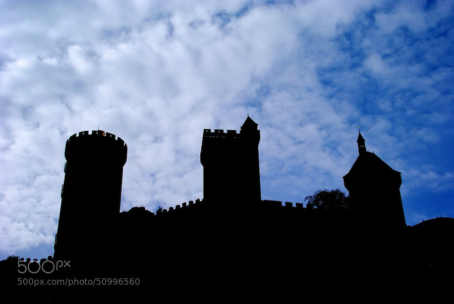 Castle 03 by wenmusic * on 500px.com