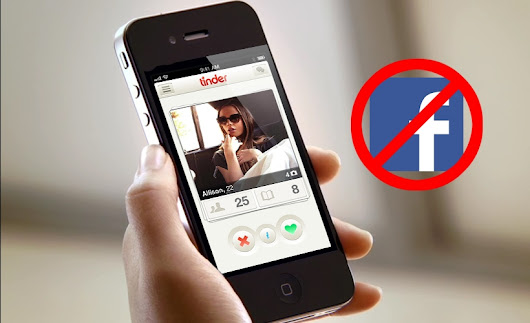 4 Reasons Why You Must Use Tinder Without Facebook - My Ultimate Success Tips