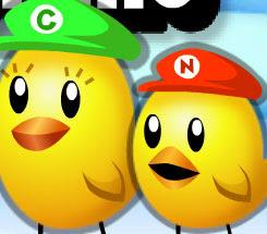 Sarı Civciv Oyunu Oyna Mario Oyunları