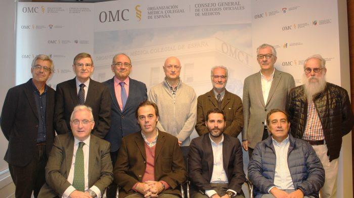 Juan José Rodríguez Sendín presidente CCD de la OMC