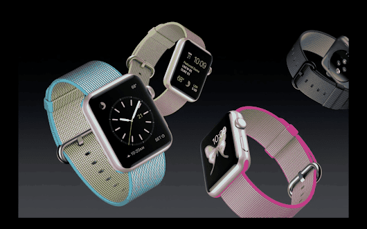 watchOS 2.2.1 update squashes Apple Watch bugs