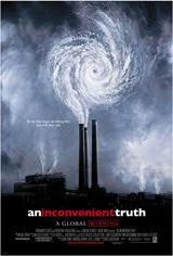 Afiche de La verdad incómoda