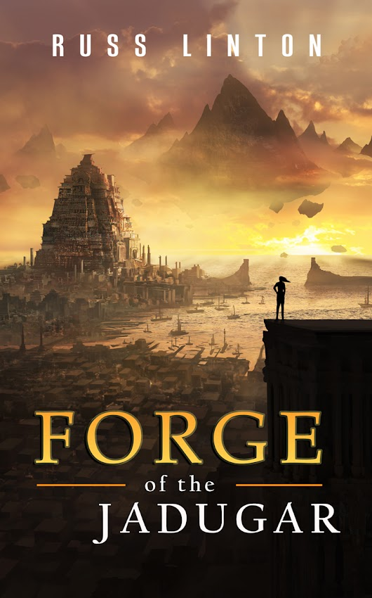 Forge of the Jadugar – Cover Reveal!
