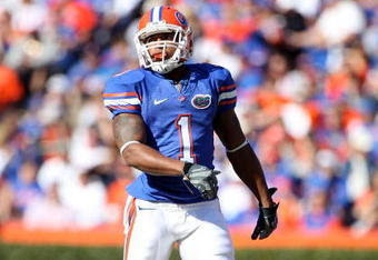 Percy Harvin 40-Time