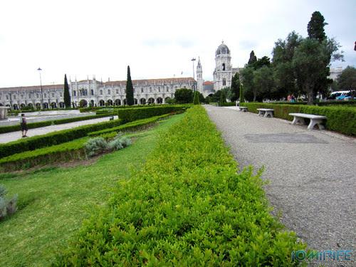 Lisboa - Jardim da Praça do Império (5) Canteiros [en] Lisbon - Empire Square Garden - Vegetation