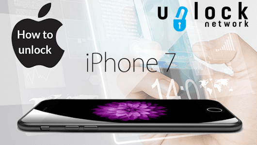 Official & Permanent iPhone 7 unlocking | How to unlock iPhone 7