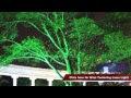 BlissLights SprightBWT 16 in. Blue Laser Landscape Projector/Firefly Landscape Light PPPB, Avi