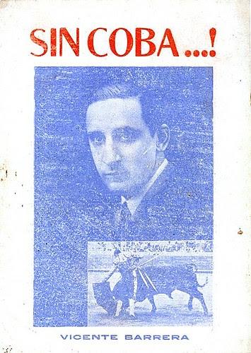 Revista Sin Coba! de Lima, 1934