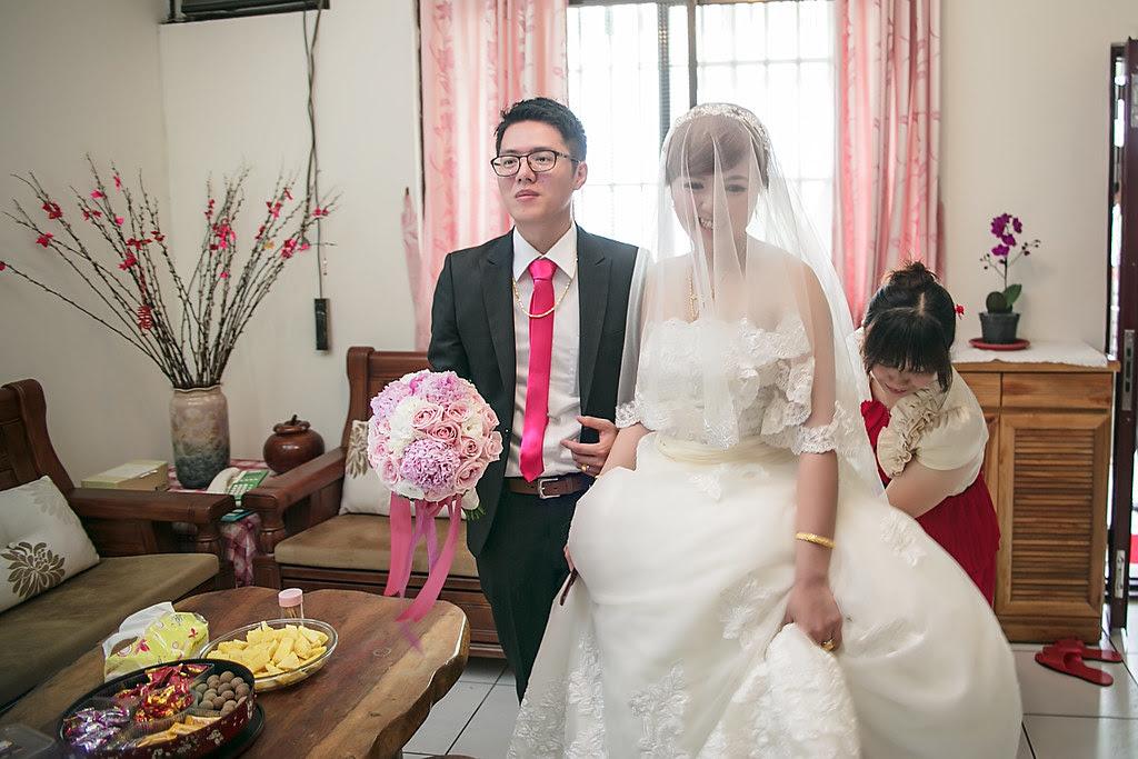 學誠&尹宣 浪漫婚宴 (41)