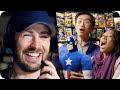 Chris Evans Pranks Comic Fans With Surprise Escape Room - Video