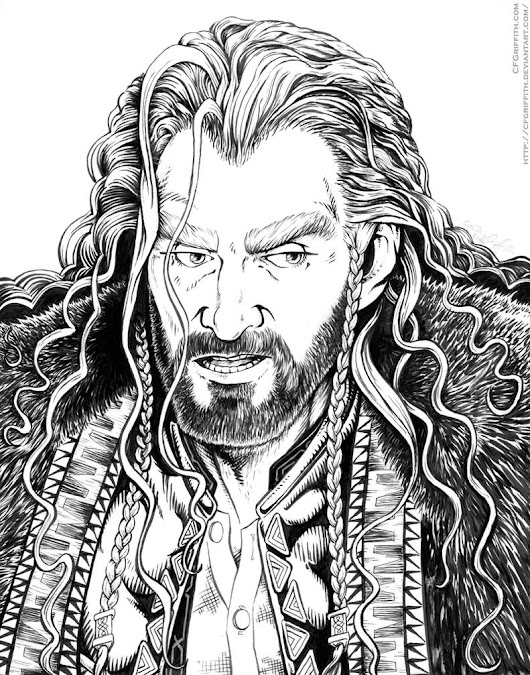 Thorin Ink Test
