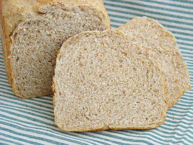 Pan con salvado