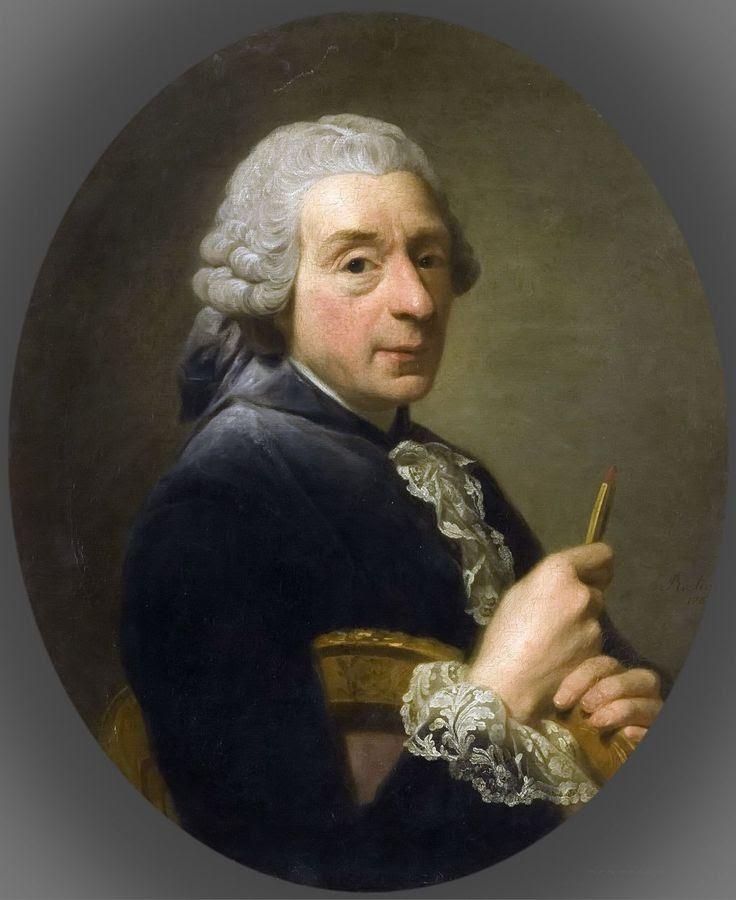 Autorretrato de François Boucher