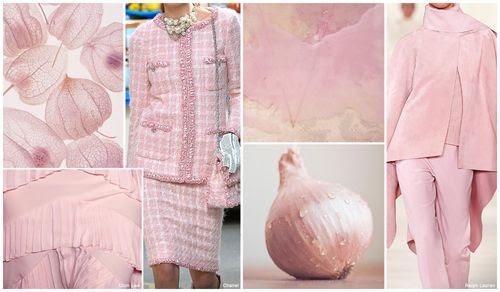 Top Color, Womens Market, F/W 2015-16, PALE PINK
