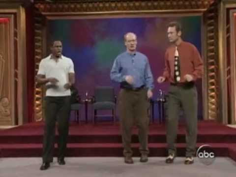 """Whose Line is it Anyway?"" subtitulado"