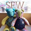 #HeatherMakes sewing handmade products. Speciality memory bears