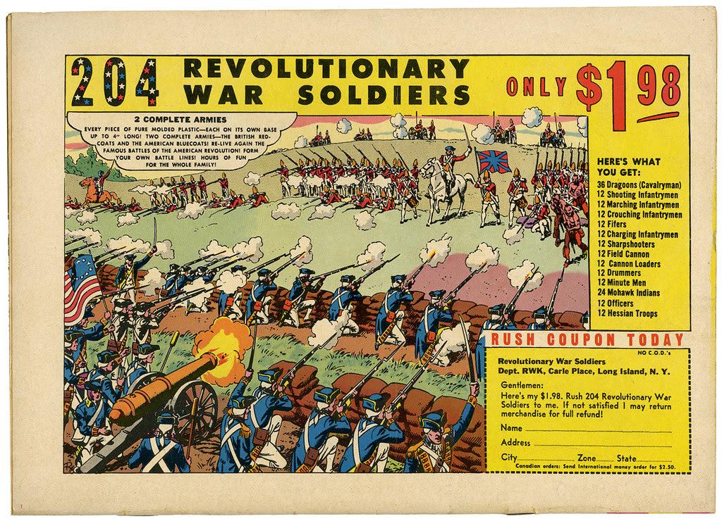 204 Revolutionary War Soldiers_tatteredandlost