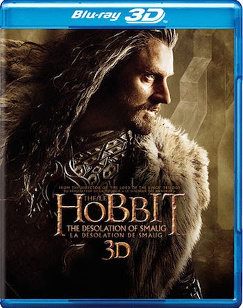 The Hobbit The Desolation Of Smaug 2013 Extended Dual Audio Hindi 480p BluRay 500mb
