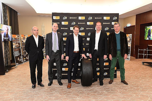 Continental diventa partner ufficiale del Tour de France