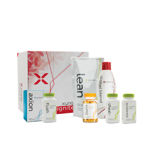 Xyngular: 8 Day Red Box Weight Loss Challenge • Health & Wellness Products