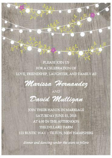 Wedding Invitation   Costco Photo Center   It's finally