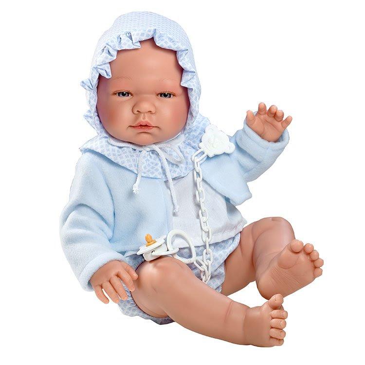 Foto de muñeco Pablo de 43 centímetros de la marca de muñecas Así