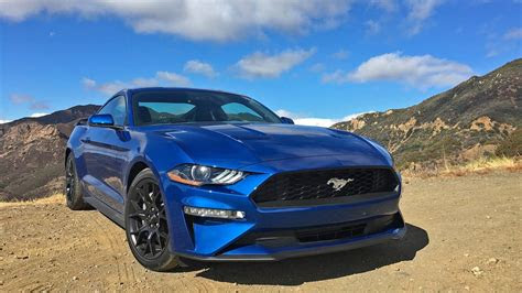 ford mustang review  muscle car   thankful