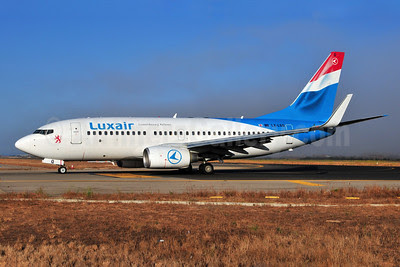Luxair-Luxembourg Airlines Boeing 737-7C9 WL LX-LGQ (msn 33802) PMI (Ton Jochems). Image: 903426.