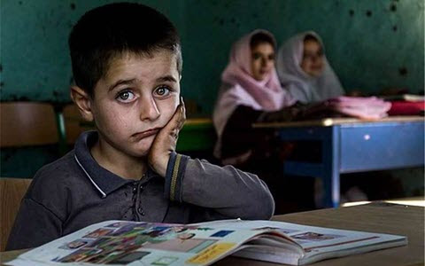 Half of Iranian Students Drop out of Schools Due to Economic Problems