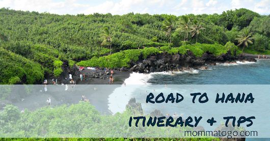 Driving The Road to Hana with Kids - Momma To Go