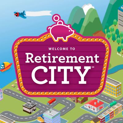 'Retirement City' game makes financial wellness fun