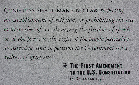 Free Expression is Much Broader than the First Amendment