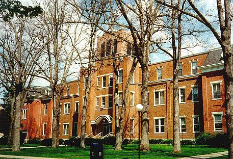 Image result for manchester university indiana dorms