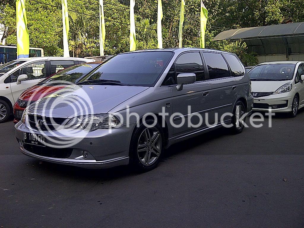 Modifikasi Mobil Honda Odyssey 2003 Terupdate Kumbara Modif
