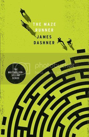 The Maze Runner by James Dashner harback