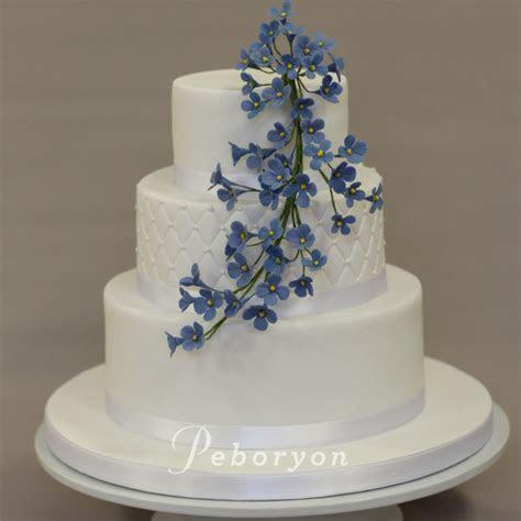 Peboryon Wedding Cakes   Wedding Cakes Cornwall