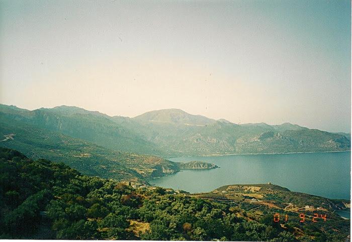 """Αποτέλεσμα εικόνας για Βελανίδια"""" και """"Άγιος Νικόλαος"""", που είναι τα ακριανά πάνω στον Κάβο"""