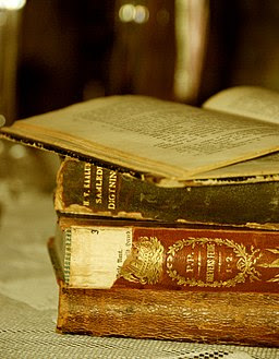 Old books - Stories From The Past