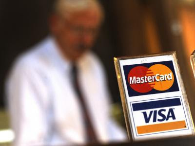 A Good Day For The Payments Industry: Visa, Mastercard, American Express