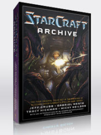 The StarCraft Archive cover