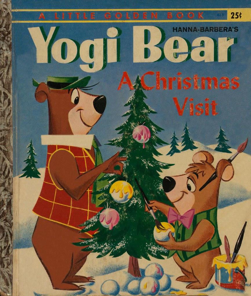 Yogi Bear - A Christmas Visit001