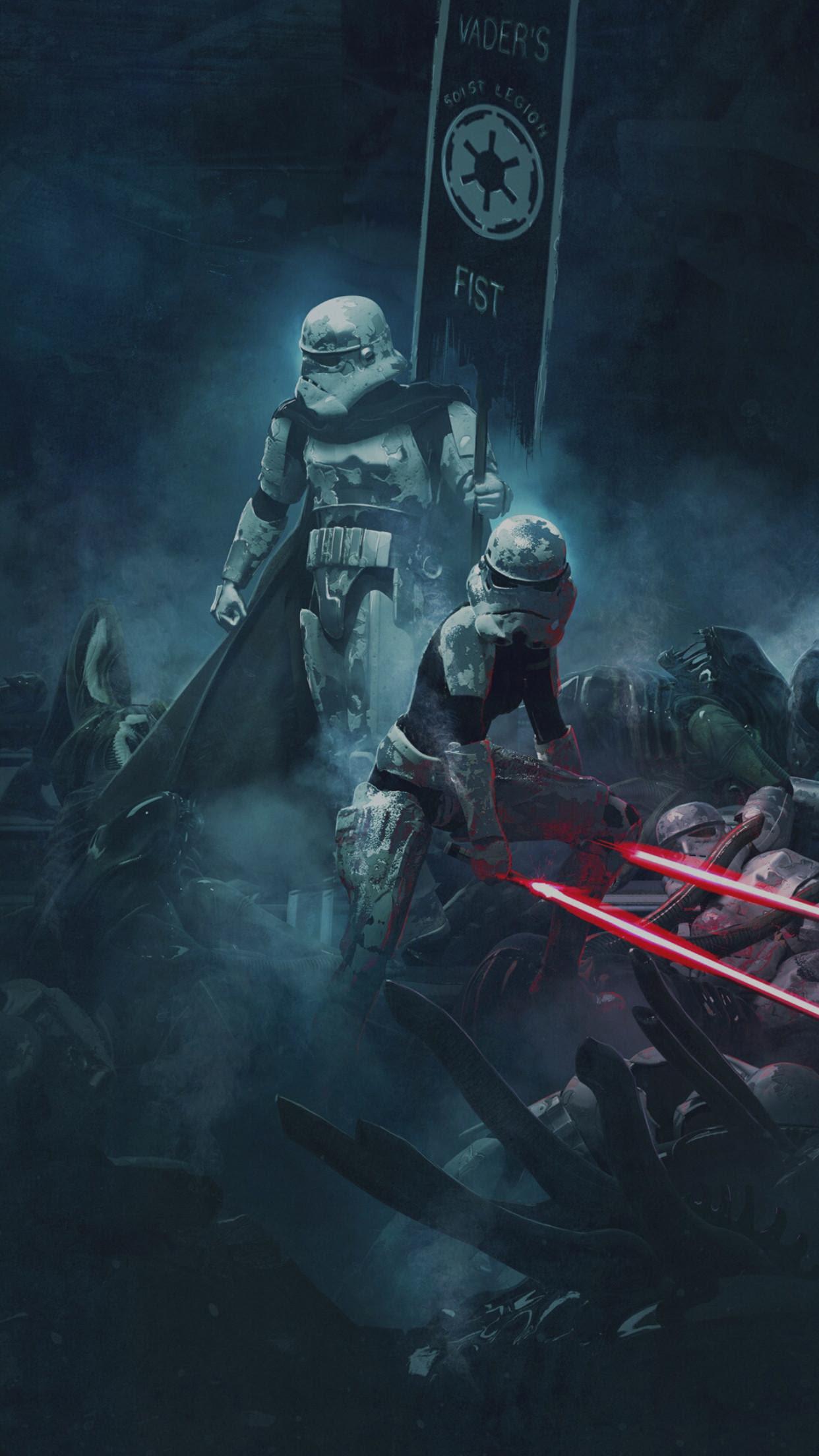 Top 35 Best Star Wars Iphone Wallpapers Iphone Wallpapers