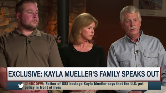 Bergdahl trade made Kayla Mueller's situation 'worse,' says family