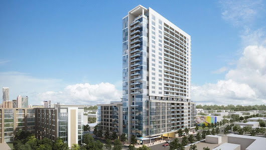 Caydon gets financing, breaks ground on Midtown's first high rise is HBJ's 2017 Deal of the Year in Residential Real Estate - Houston Business Journal