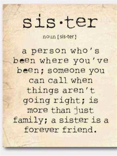 ?I'm Very Thankful to have a Friend that's like a Sister