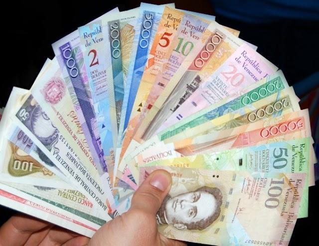 Venezuela não tem dinheiro nem para imprimir dinheiro ...!
