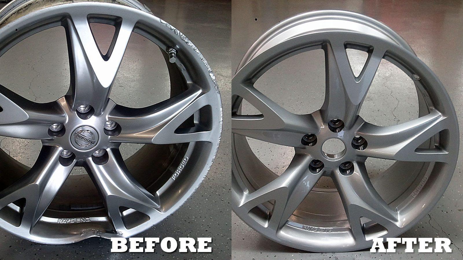 The Tire Rim Repair Factsheets Car From Japan