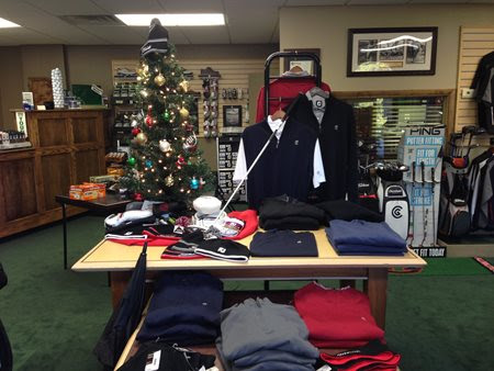 Anniston Country Club - Anniston, AL - Golf Shop