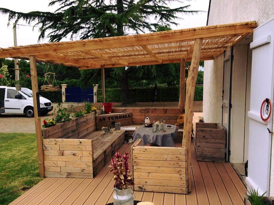 70+ Pallet Ideas for Home Decor | Pallet Furniture DIY ...